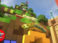 Construye Super Nintendo World a escala 1:1 en Minecraft