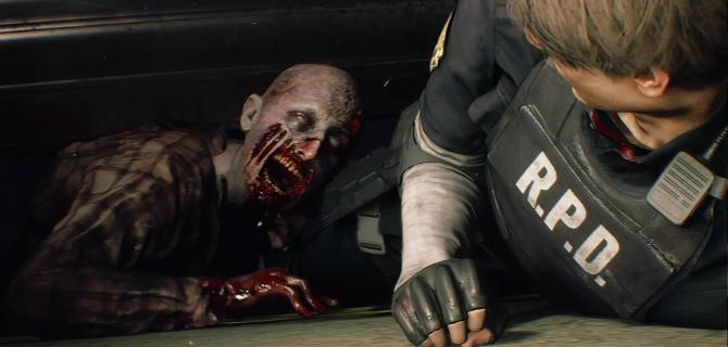 Resident Evil 2 - impresiones PS4 Pro