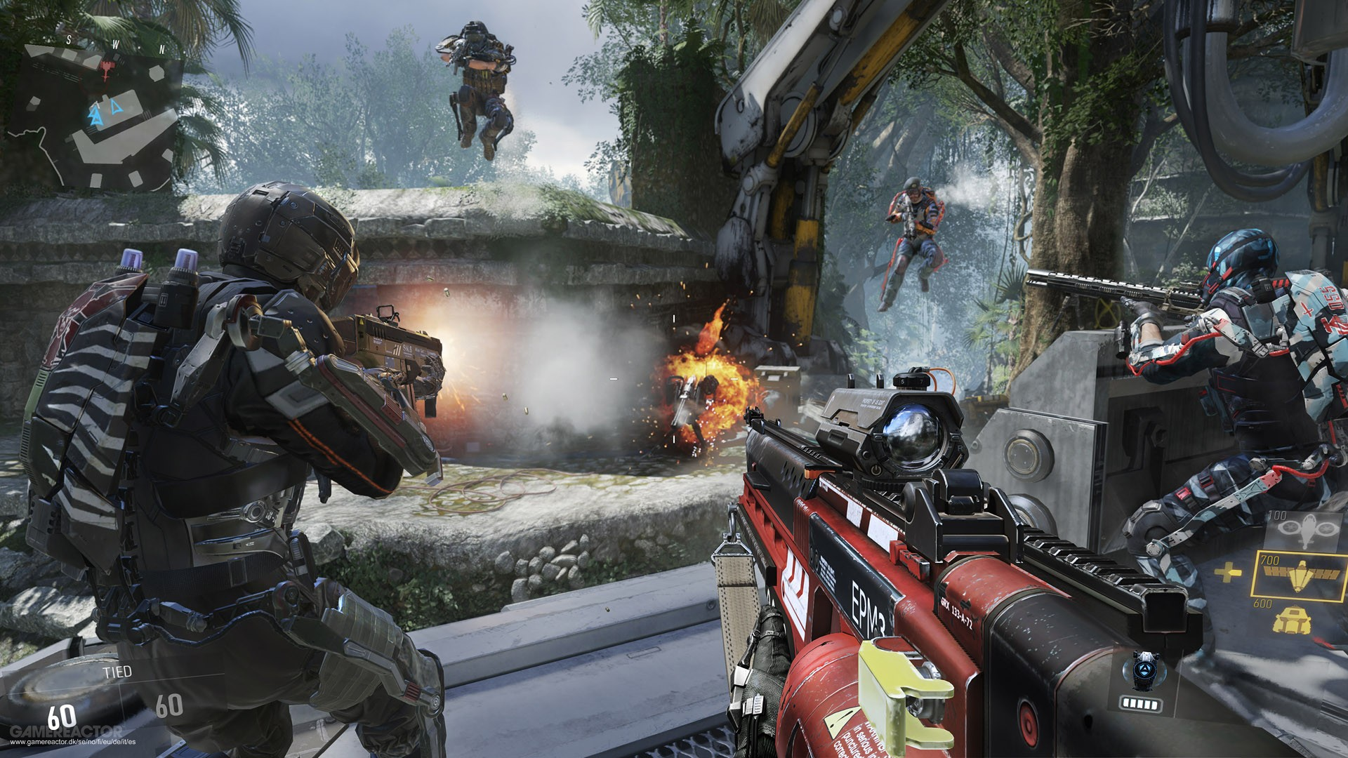 Imágenes de Call of Duty: Advanced Warfare 11/11