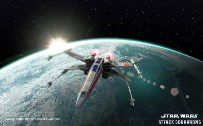 Attack Squadrons Nuevo Juego De Naves Star Wars