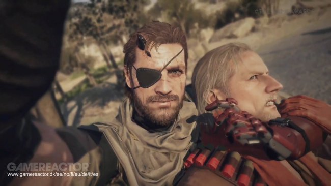 Rumor: avistado Metal Gear Solid V Definitive Edition