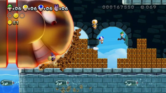 Vuelve el rumor de New Super Mario Bros. Switch