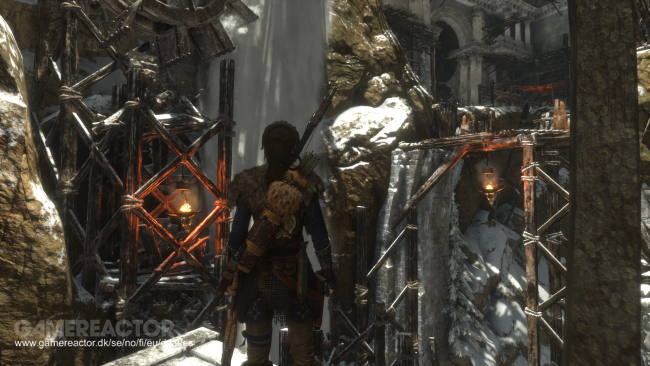 Rise of the Tomb Raider para PC descarga el primer parche