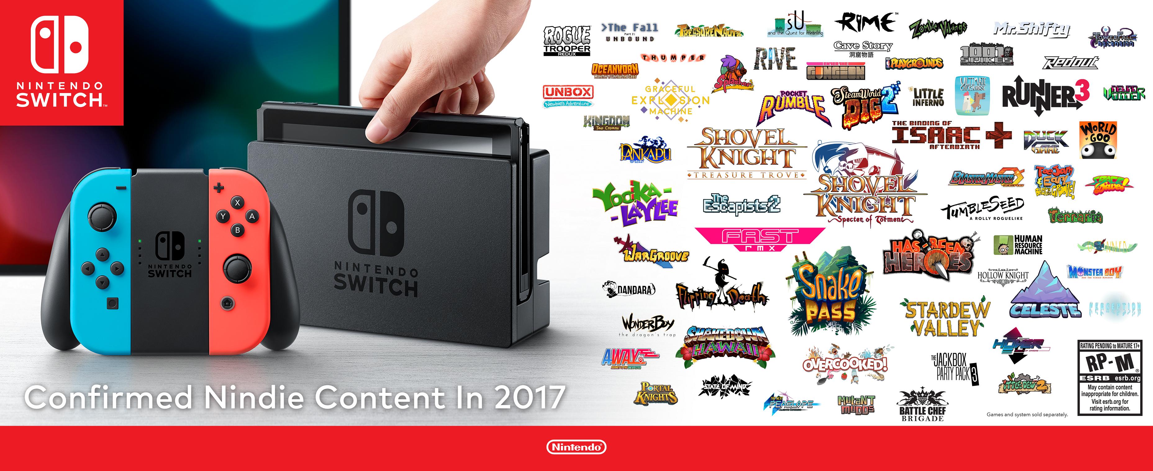 Imagenes De Lista 66 Juegos Indie De Nintendo Switch Nba