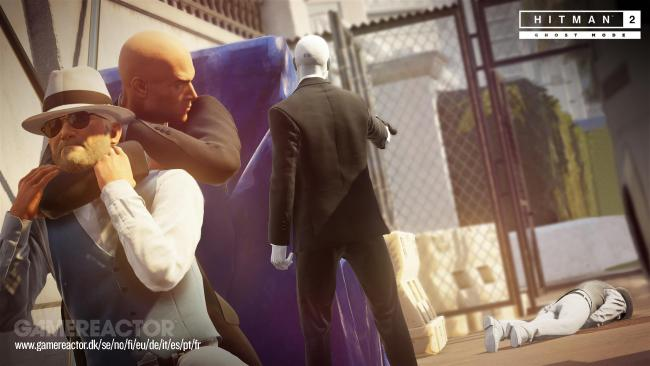 Hitman 2: Ghost Mode - impresiones