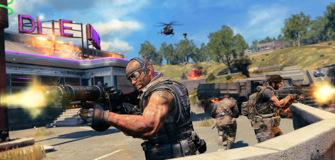 Call of Duty: Black Ops 4 - impresiones Blackout