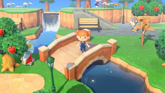 Animal Crossing: New Horizons toma de Minecraft la alteración del terreno