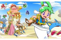 WONDER BOY: ASHA IN MONSTER WORLD