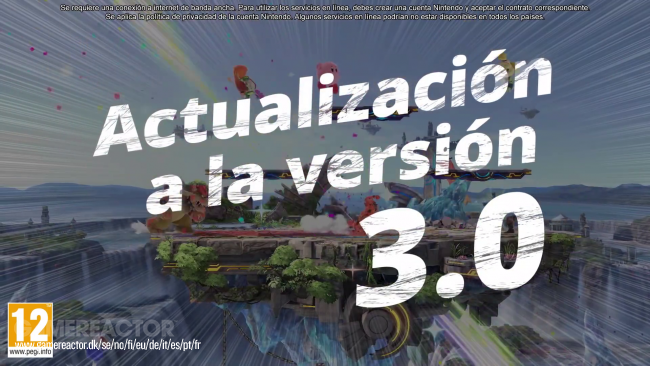 8 mejoras para el online de Super Smash Bros. Ultimate 3.0