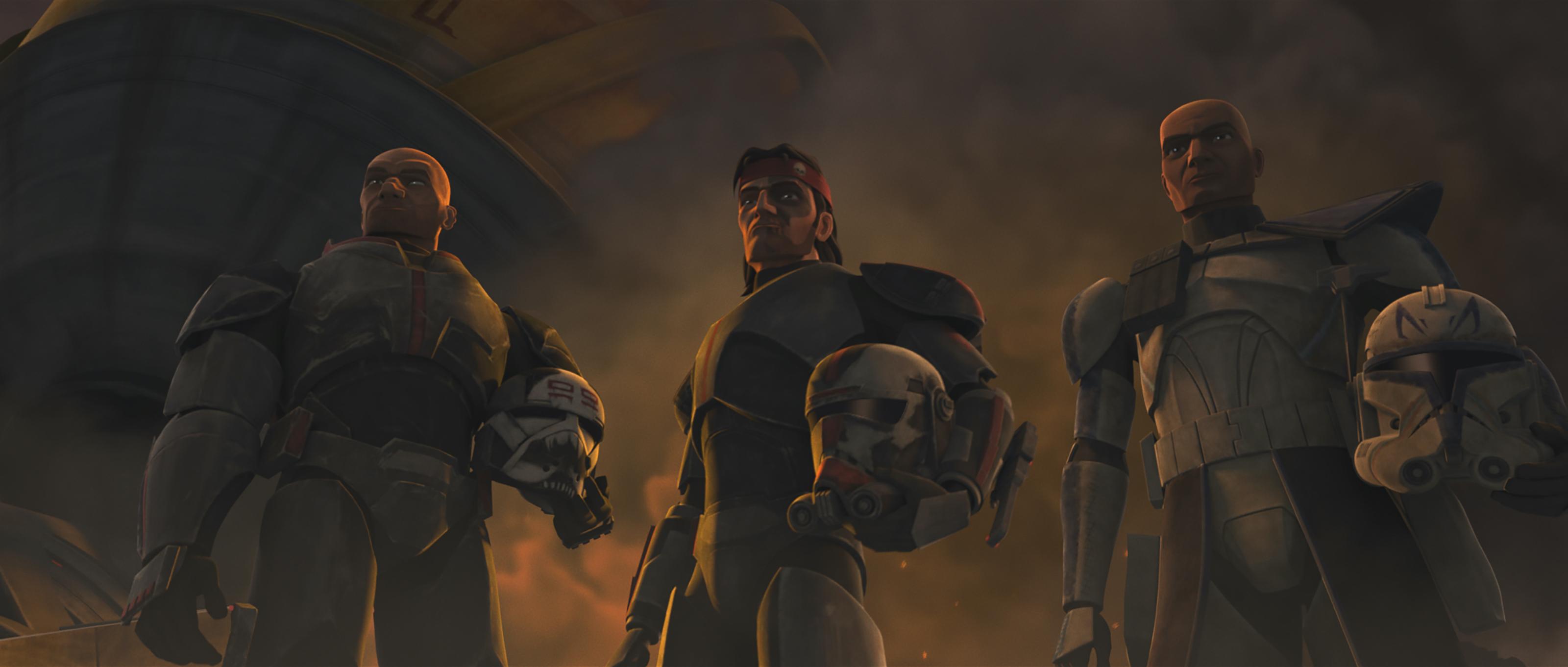 The Bad Batch, la nueva serie de Star Wars saldrá el 4 de mayo