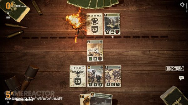 Jugando a las kartas con Kards - The WWII Card Game