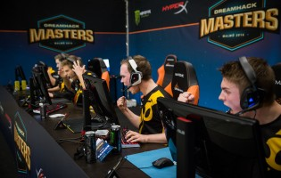 Plenty of upsets at day 2 of DreamHack Masters Malmö