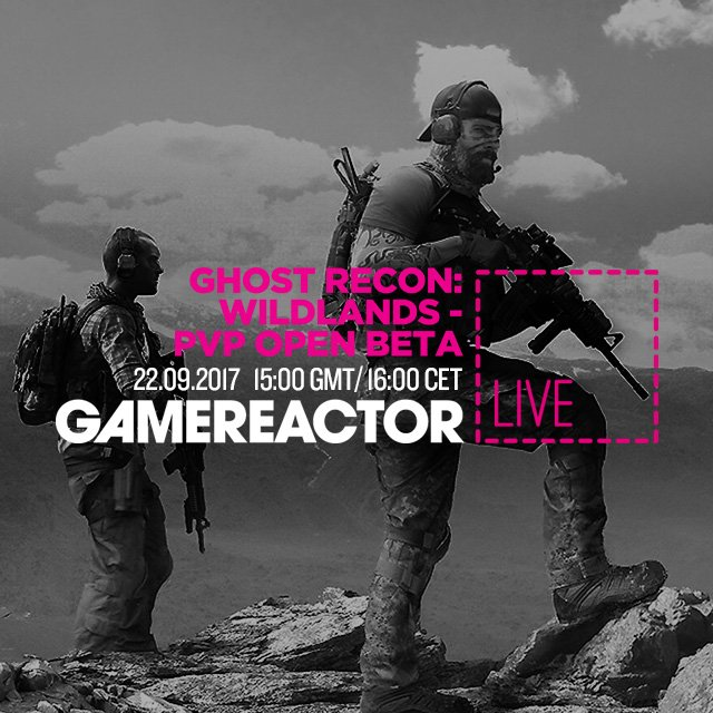 Hoy en GR Live: beta del JcJ de Ghost Recon Wildlands