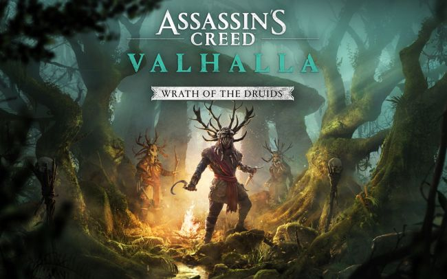 Assassin's Creed Valhalla: La Ira de los Druidas