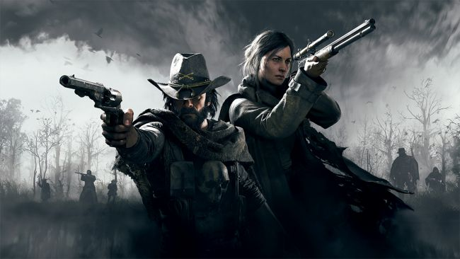 Hunt: Showdown llega a PS4 en febrero y habrá cross-play futuro