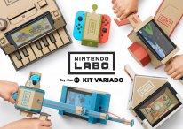 Nintendo Labo: Kit Variado