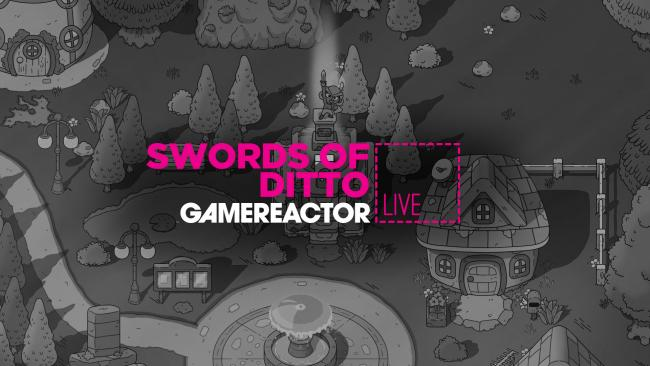 Hoy en GR Live: The Swords of Ditto