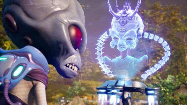 Destroy All Humans! - primer contacto