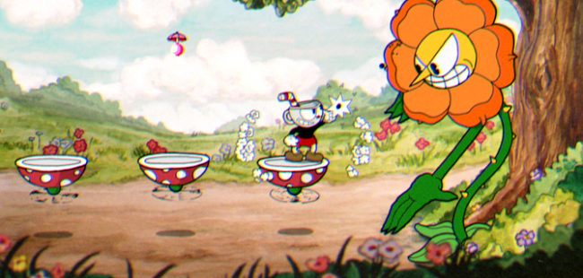 Gameplay: el último intento con Cuphead