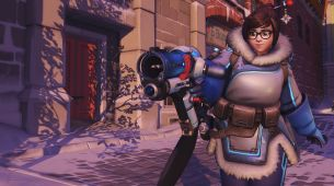 Health bars added to Overwatch's spectator mode