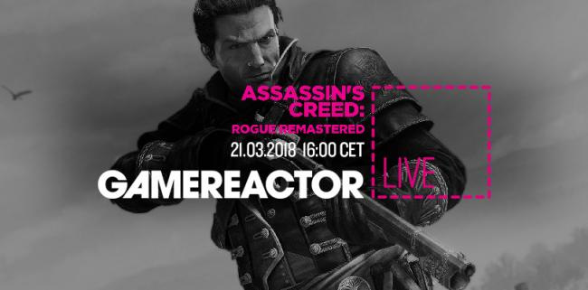 GR Live: Assassin's Creed Rogue Remastered