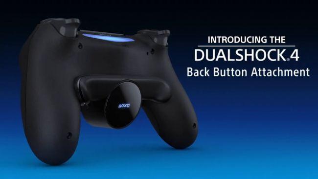 Análisis del accesorio Botones Traseros de DualShock 4