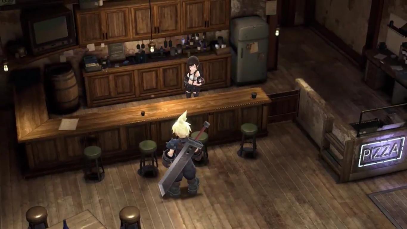 Final Fantasy 7: Ever Crisis, el remake que el viejo fan quería está aquí