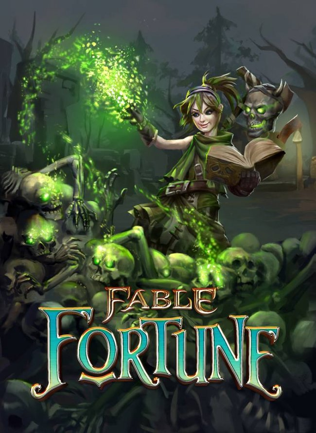 Fable Fortune - impresiones