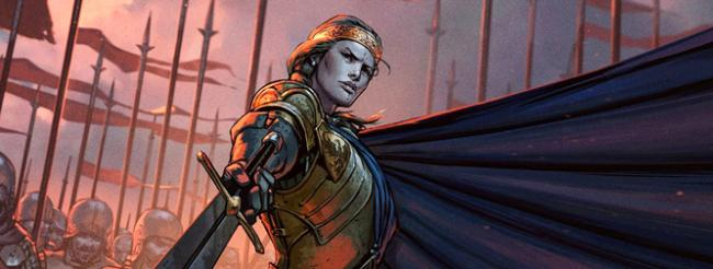Thronebreaker: The Witcher Tales irrumpe en iPhone