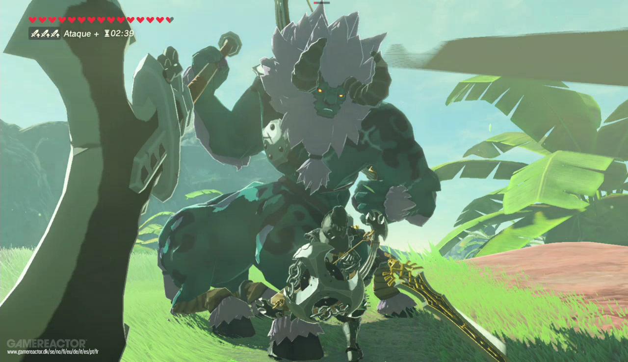 1dcf0b8a6f Zelda: Breath of the Wild - Guía rápida para matar al Centaleón