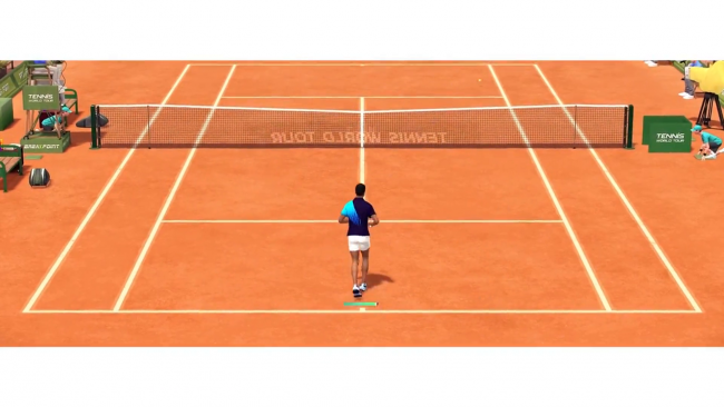 Tennis World Tour demuestra el modo Carrera en vídeo