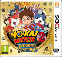 Yo-kai Watch 2: Fantasqueletos/Carnánimas