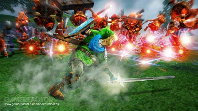 Imagenes De Las 32 Imagenes Del Nuevo Juego De Zelda Para Wii U 22 33