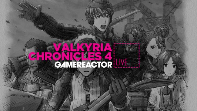 Hoy en GR Live: Valkyria Chronicles 4