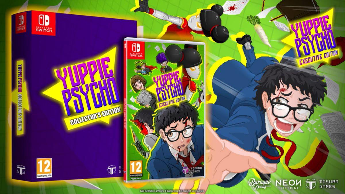 Yuppie Psycho: Executive Edition resucita el terror laboral en formato  físico