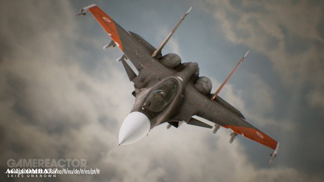 Ace Combat 7: Skies Unknown - impresiones PSVR