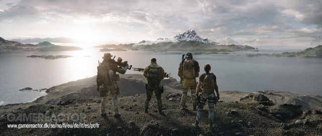 Completando misinones en co-op a Ghost Recon: Breakpoint