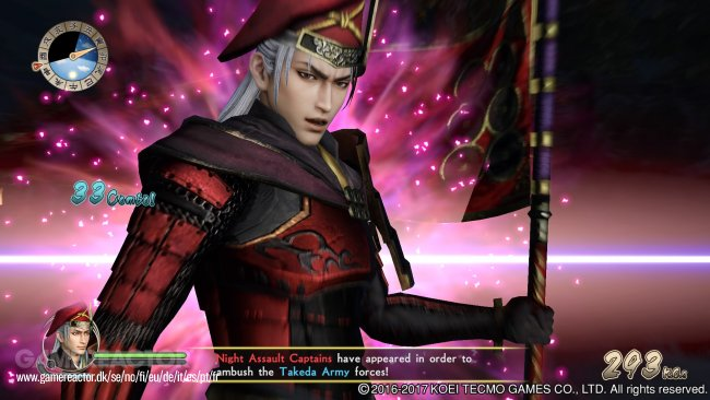 Samurai Warriors: Sanada Maru