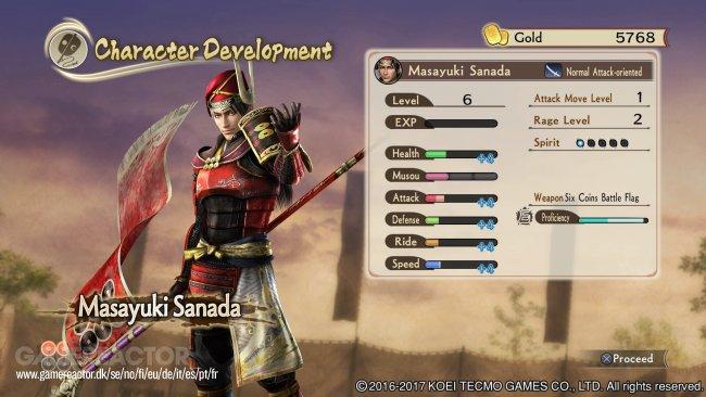 Samurai Warriors: Sanada Maru