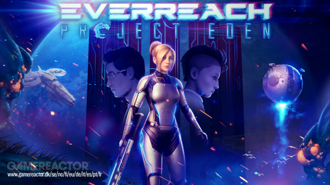Everreach: Project Eden, un RPG sci-fi de ritmo rápido