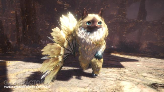 Divertido mo-cap de cómo se hizo Monster Hunter: World