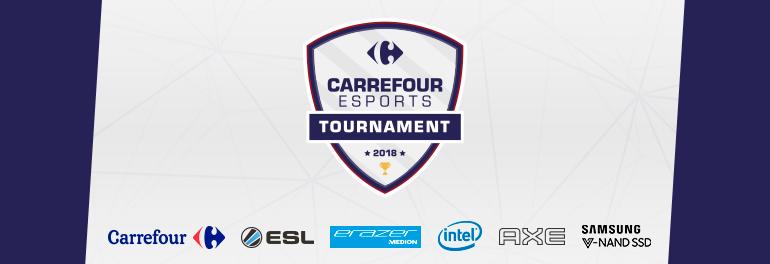 Los Torneos Carrefour Esports Vuelven Con Mucha Fuerza