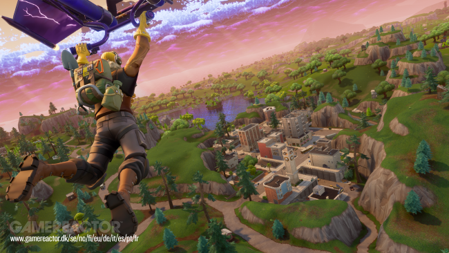 Nintendo presenta el pack de Switch especial Fortnite