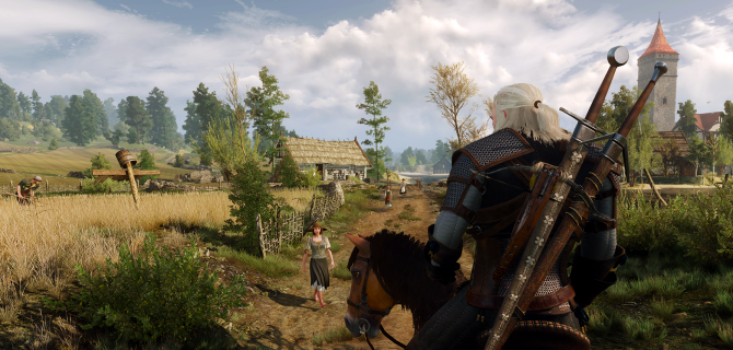 The Witcher 3: Wild Hunt - impresiones