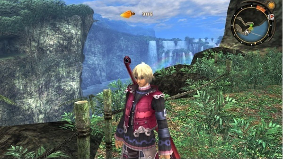 Xenoblade Chronicles Análisis - Gamereactor