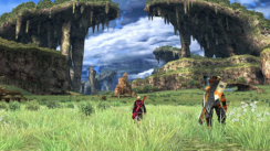 Xenoblade Chronicles: el J-RPG de la década