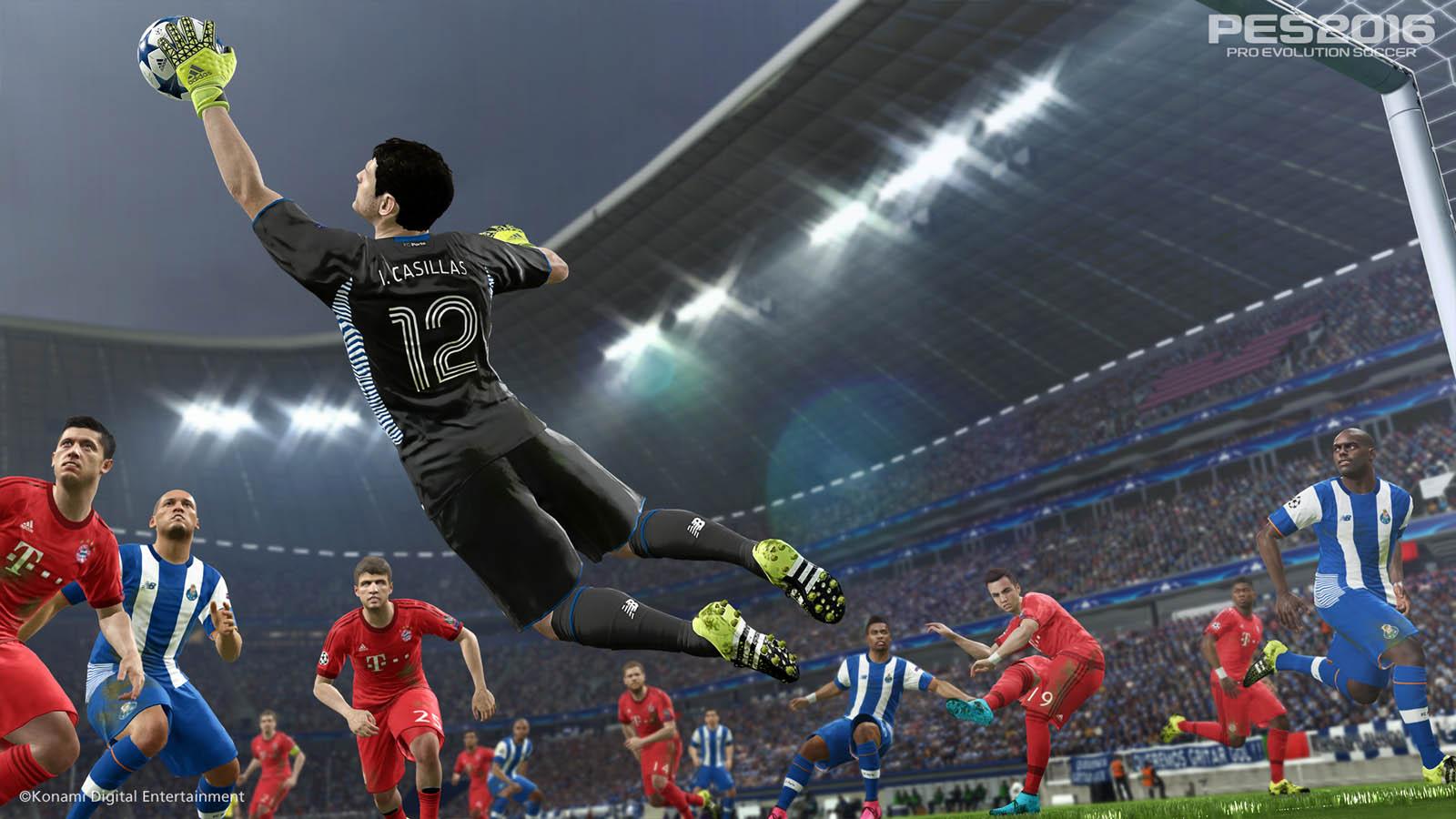 Pro Evolution Soccer 2016 - Impresiones con la demo Avance - Gamereactor e07596e74252f