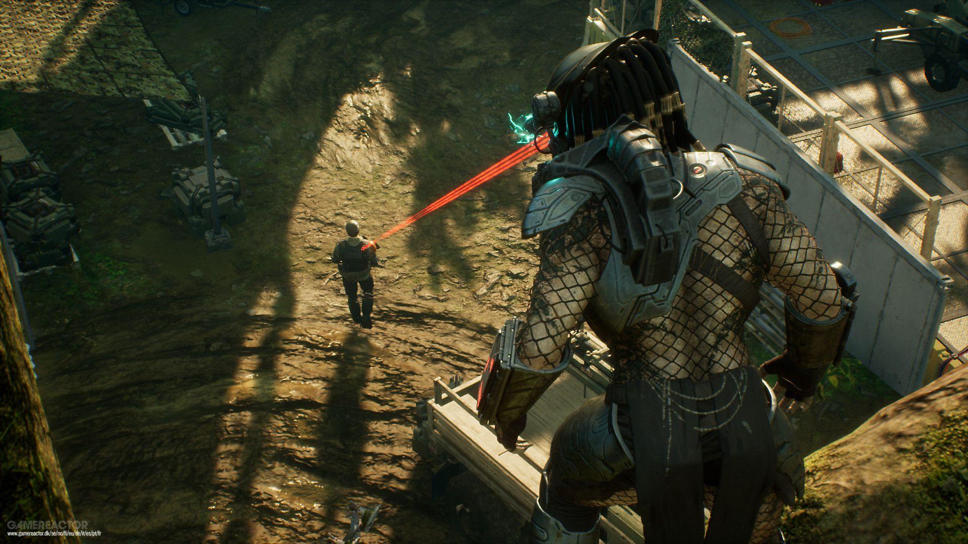 Preview: Probamos el videojuego de Depredador: Hunting Grounds