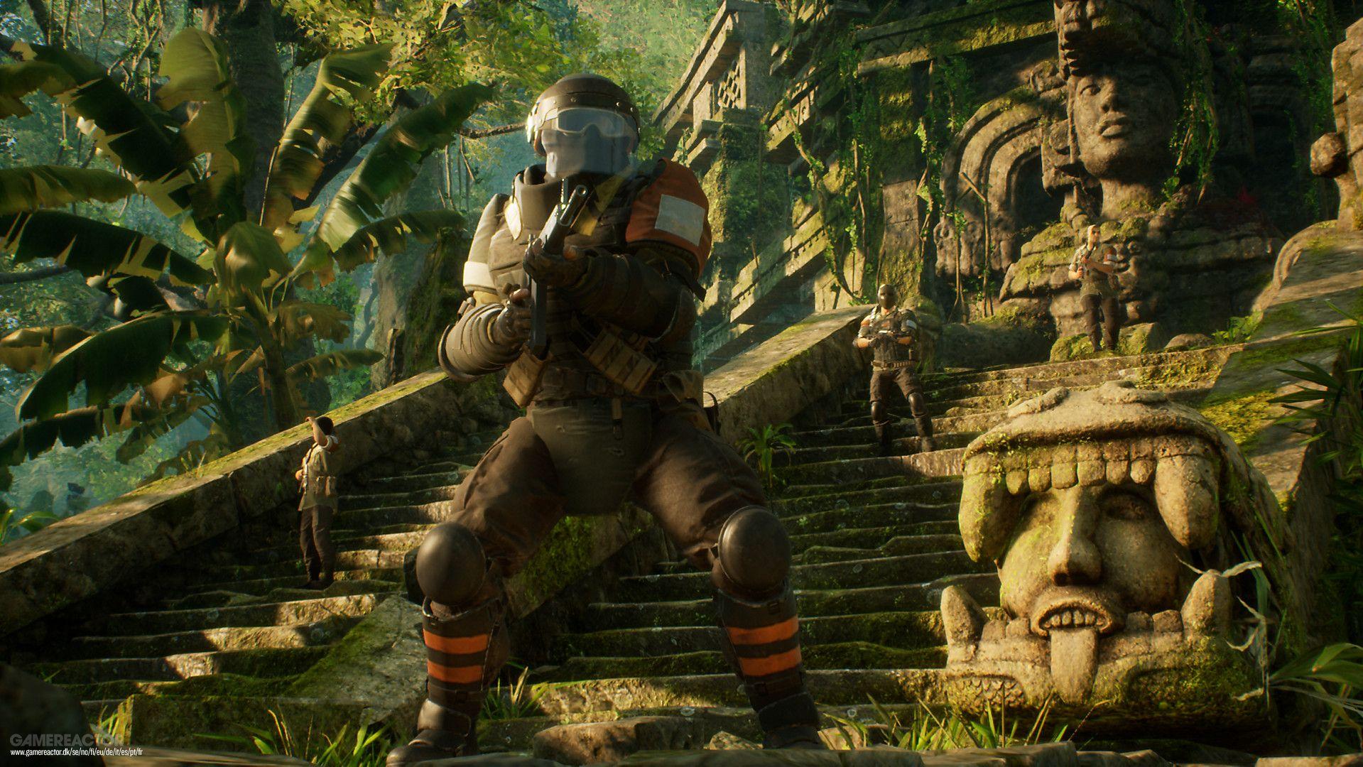 Imágenes de Predator: Hunting Grounds - primeras impresiones 2/3