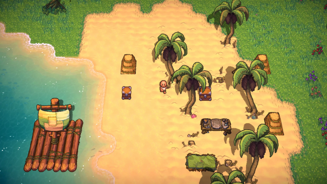 The Survivalists, la vida aún más dura que en The Escapists